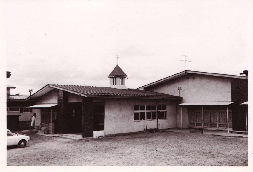 画像:高陽青柳町の秋田幼稚園(旧園舎)